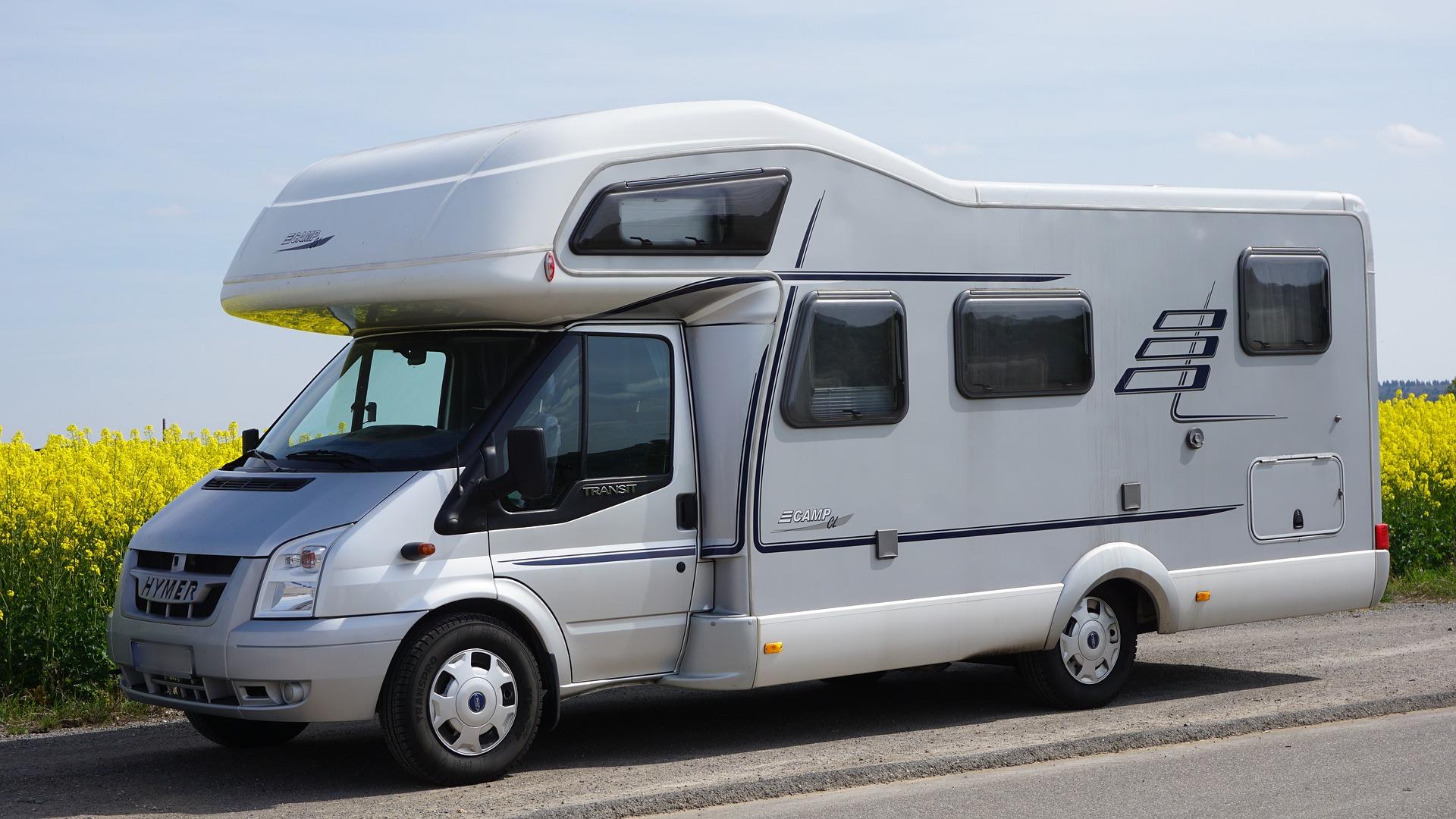 Camper Wohnmobil Campingfahrzeuge Wohnanhänger