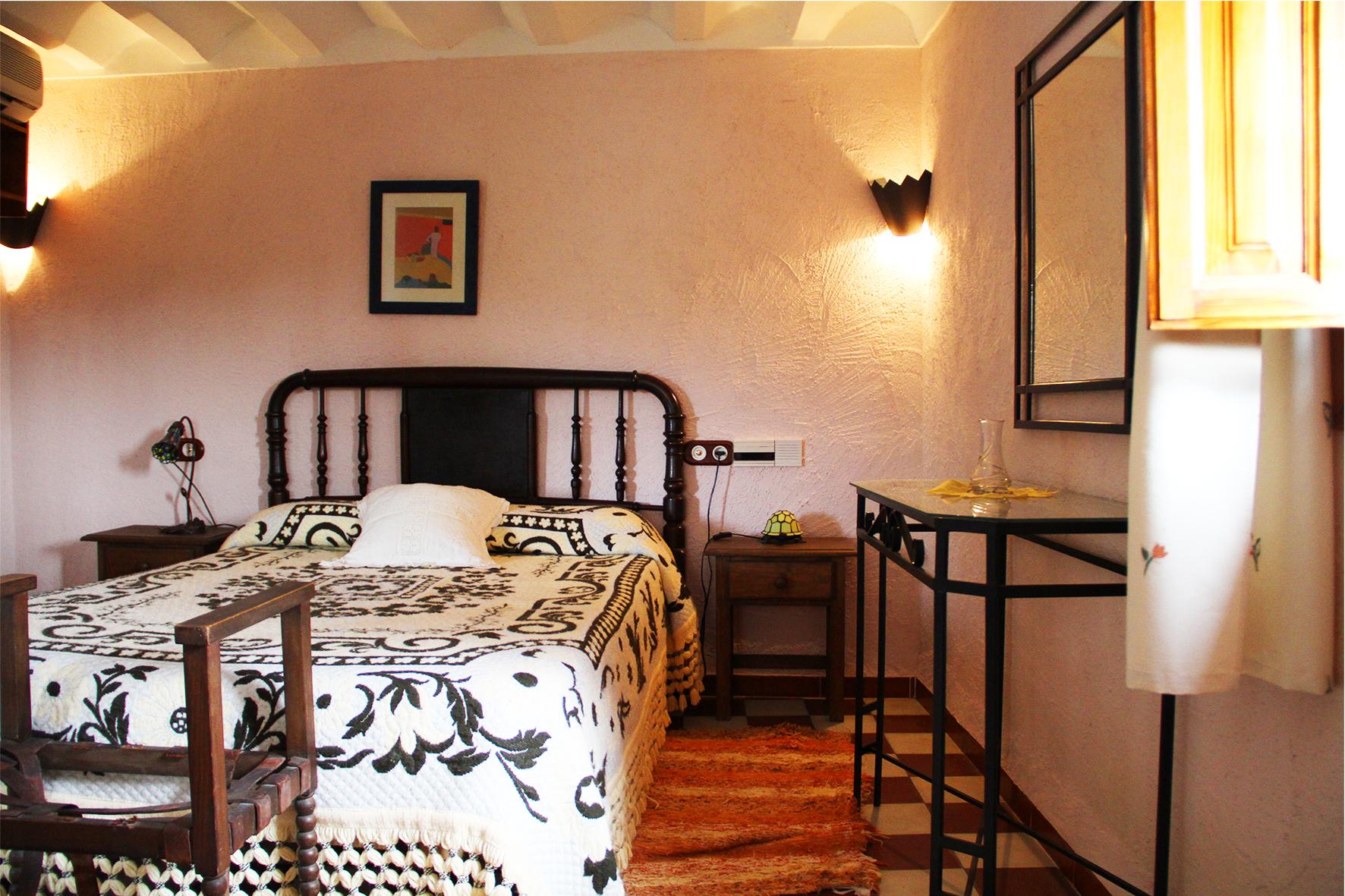 El Molino de Morillas, turismo rural y ecoturismo en Galera, Granada