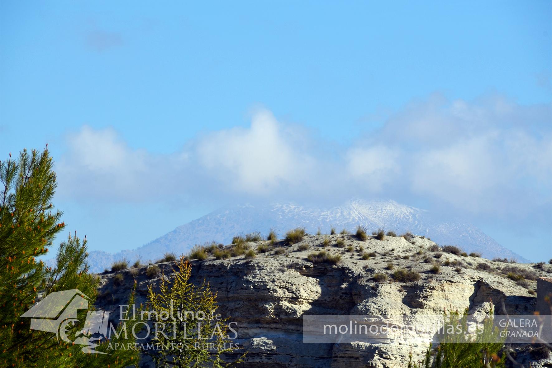 Vistas a la Sierra de La Sagra