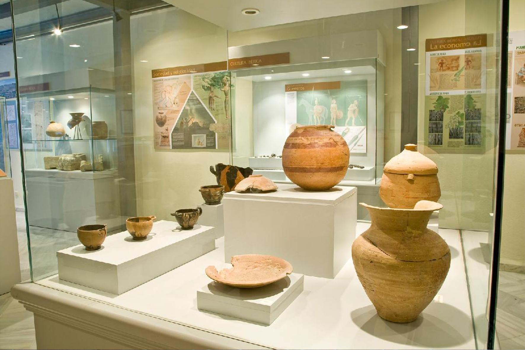 Museo Arqueológico de Galera. Foto: venagalera.com