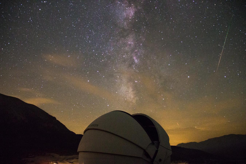 Turismo activo en el Altiplano de Granada: Observatorio de estrellas en la Sierra de La Sagra
