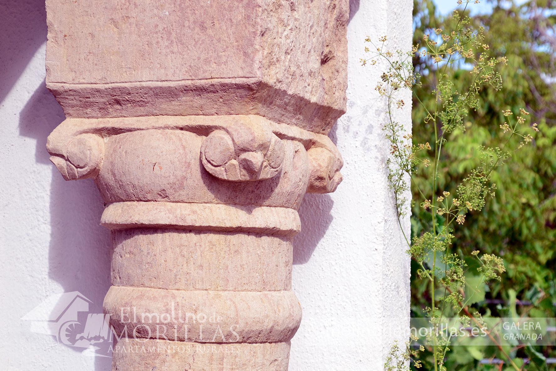 Arquitectura antigua singular
