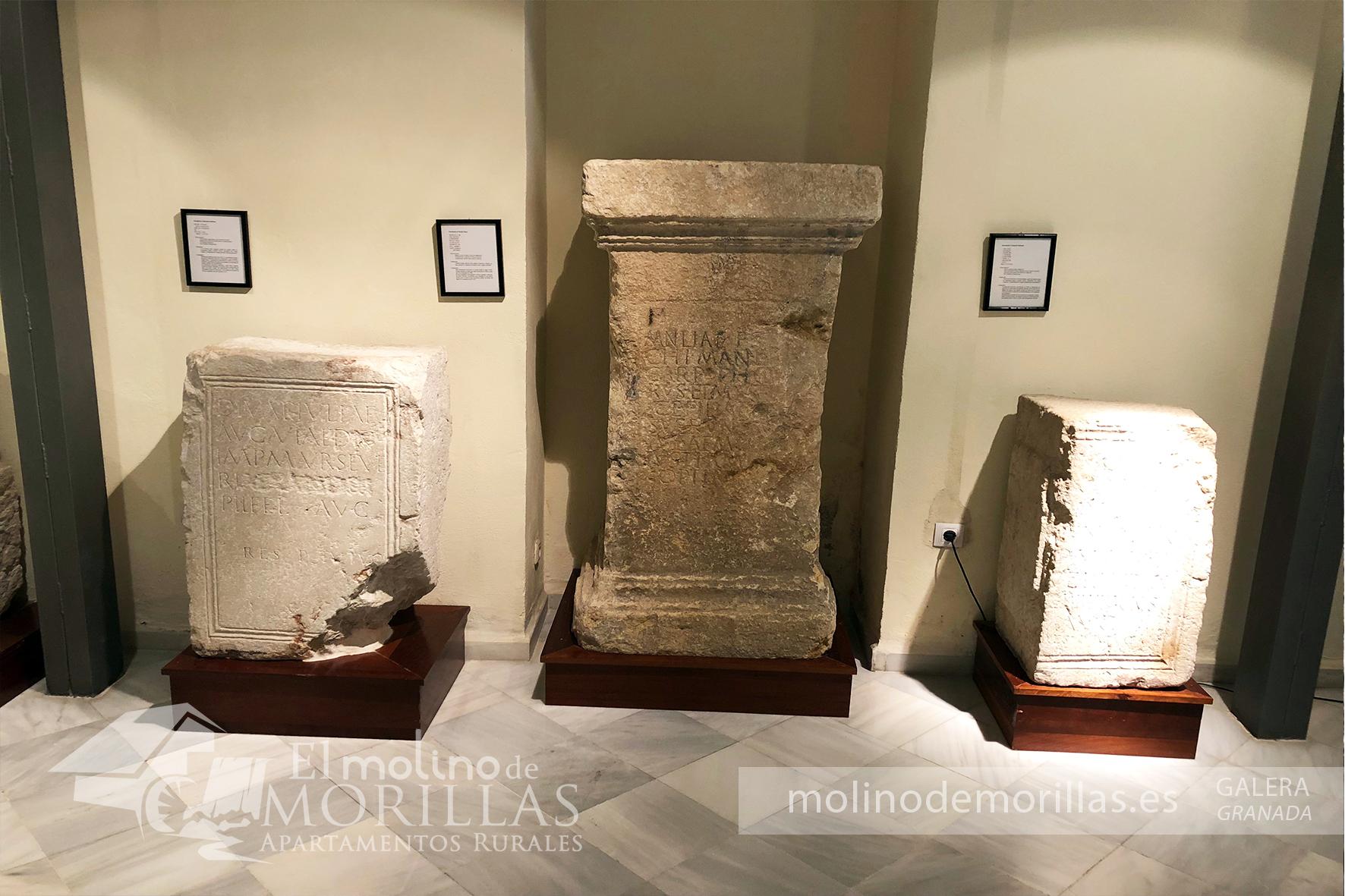 Restos romanos del Cerro del Real