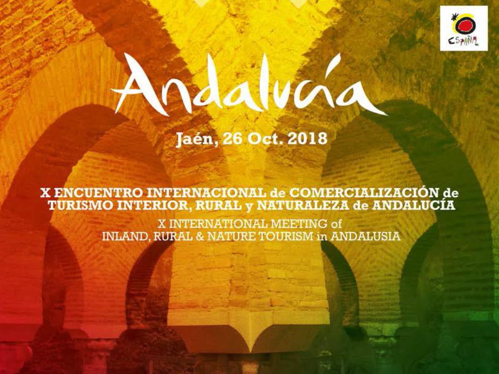 Participamos al X Encuentro Internacional de Comercialización de Turismo Interior, Rural y Naturaleza de Andalucía