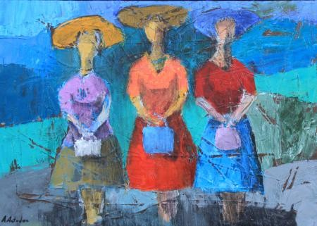"""Три дамы"""