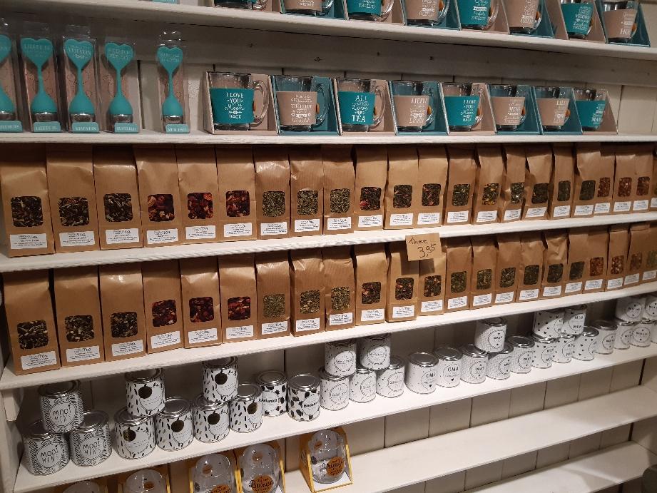 Heerlijke biologische thee in 10 smaken