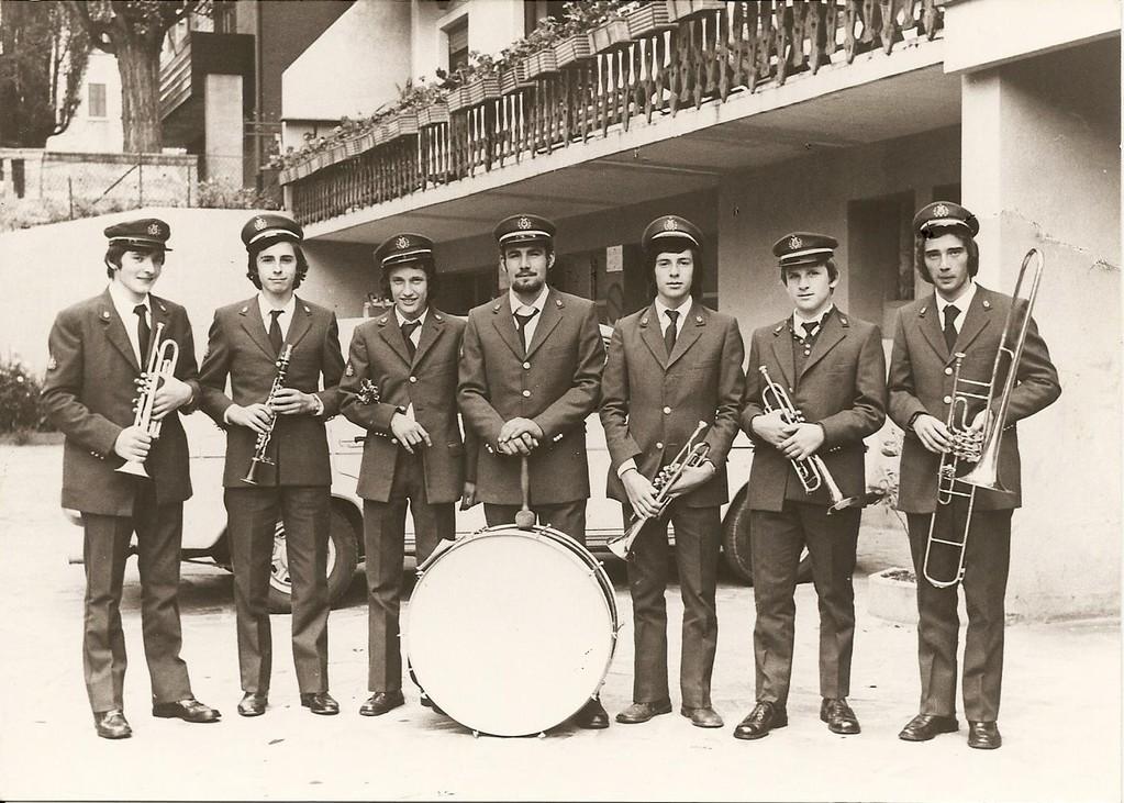 1974 Allievi in girta a Bormio