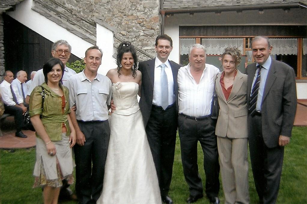 4 Giugno 2005 Sabina - Giulio