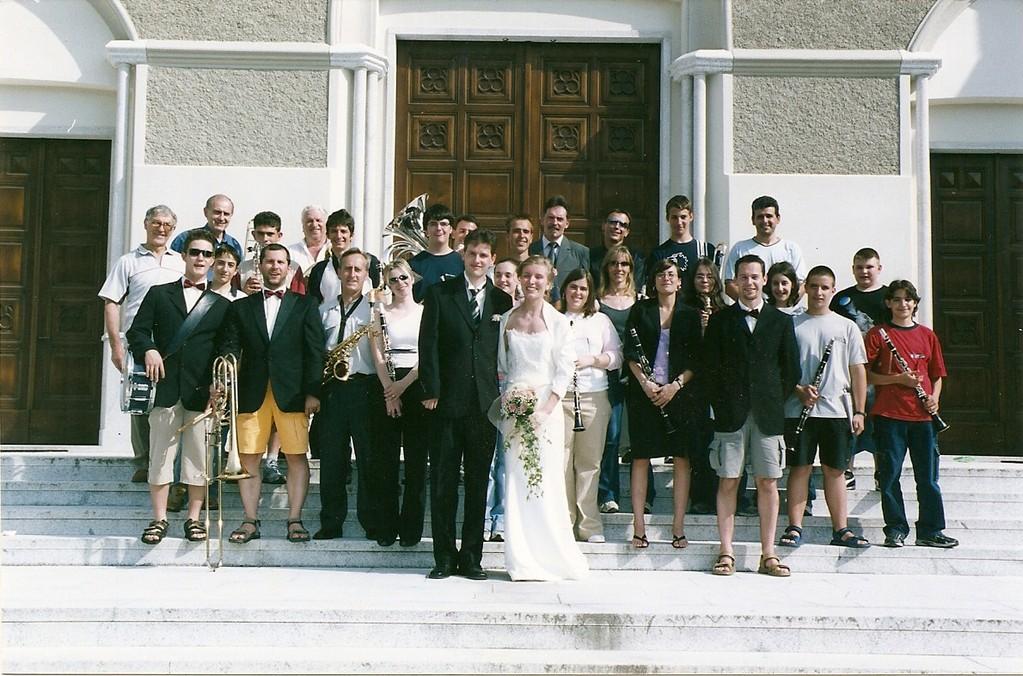 4 Giugno 2005 Gloria - Fulvio