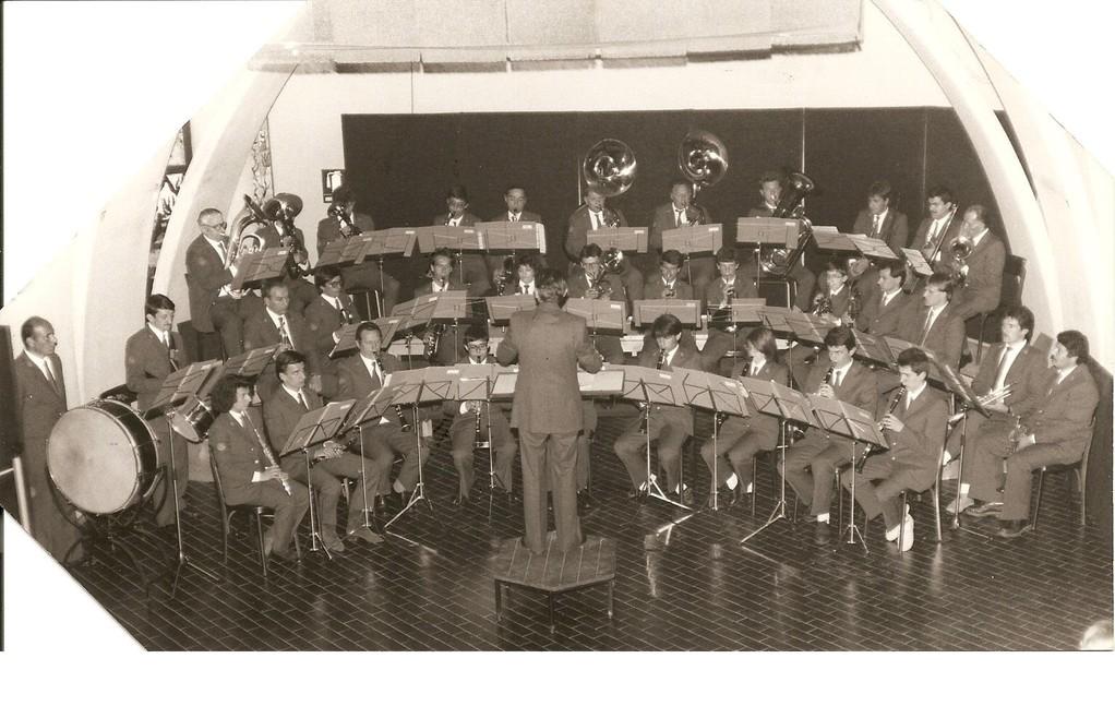23 aprile 1988 ultimo concerto del maestro Angelo Libera