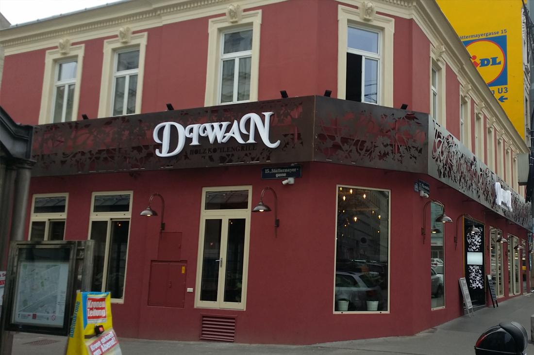 Generalsanierung Diwan, 1150 Wien
