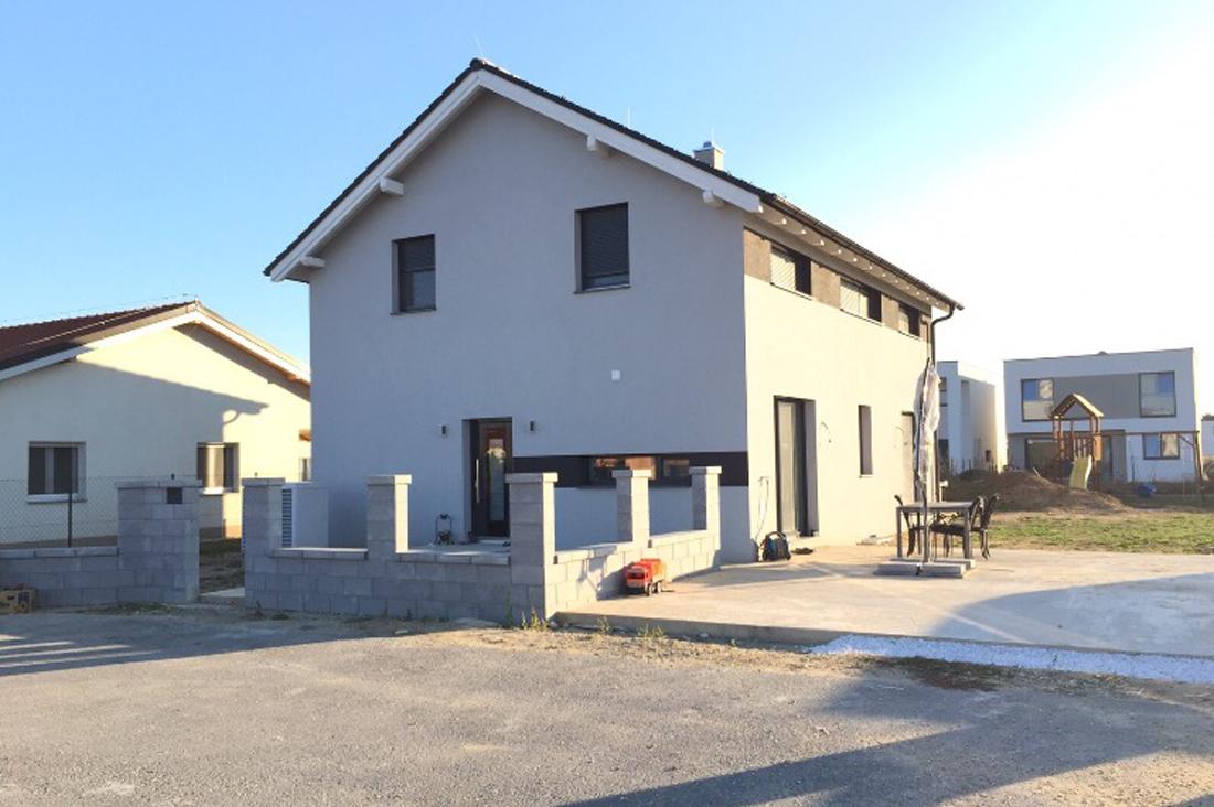 Einfamilienhaus Fam. Duman, 2231 Strasshof