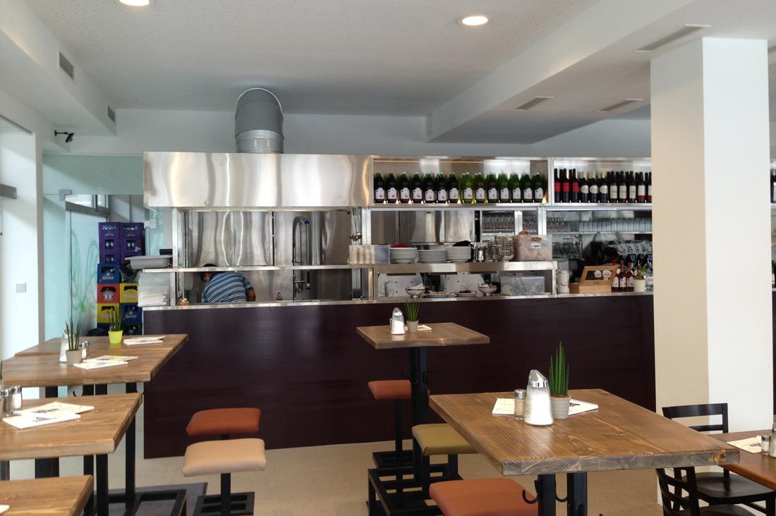 Generalsanierung Restaurant TEWA, 1020 Vorgartenmarkt