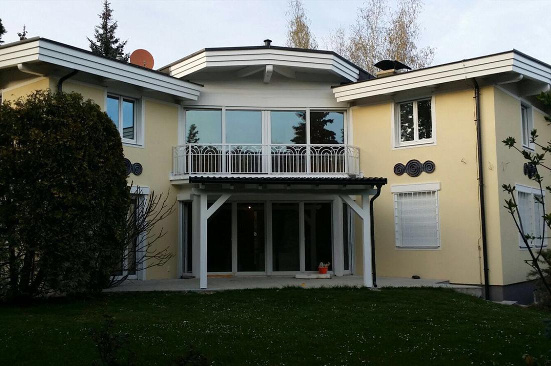 Fassadensanierung, Engelsburggasse 3-5, 1230 Wien