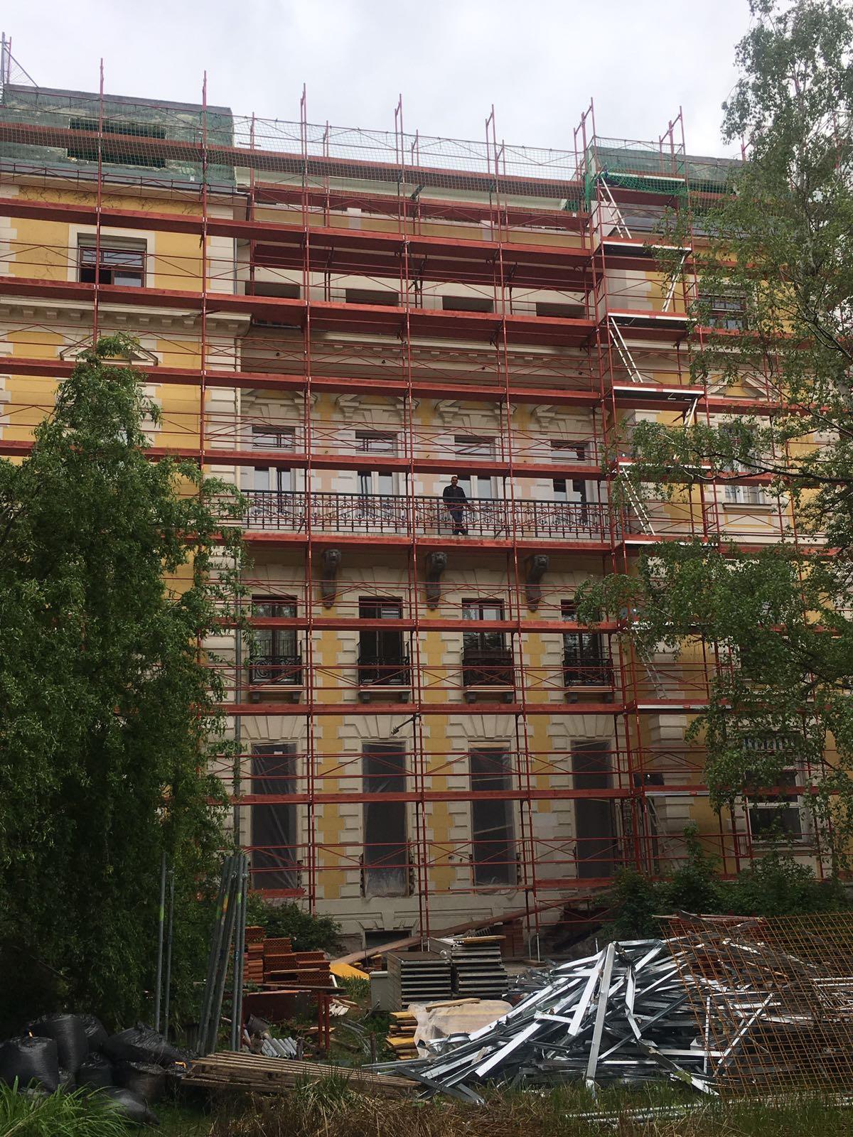 Prinz Eugen Straße 10a, 1040 Wien Hofansicht