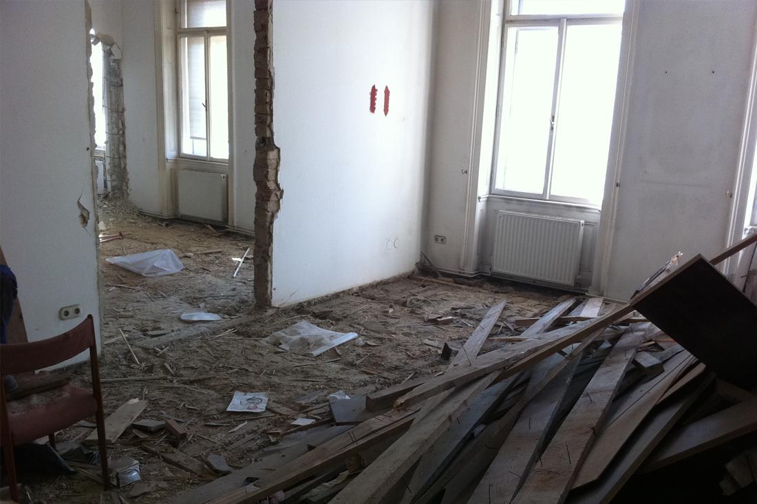 Wohnungssanierung, 1060 Wien