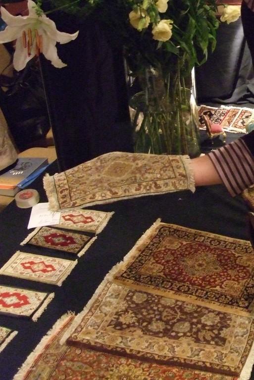 Classic Carpets  sibylle.dawson@hamburg.de