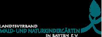 Logo Landesverband Wald- und Naturkindergärten in Bayern ev