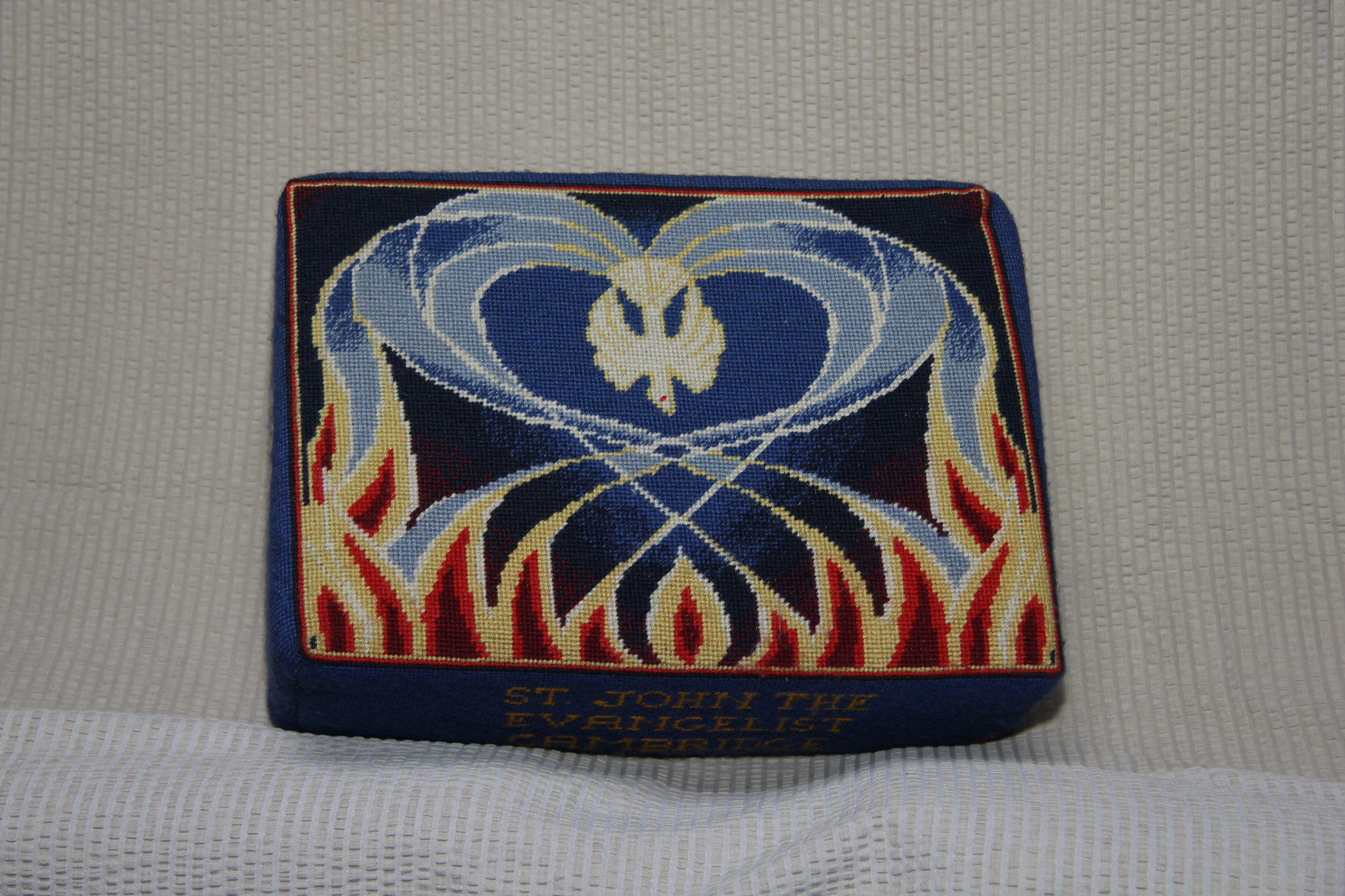 25. Holy Spirit – designed and worked by Rosalind Jones