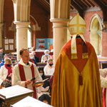 Collation and Induction of Rev James Shakespeare as Vicar