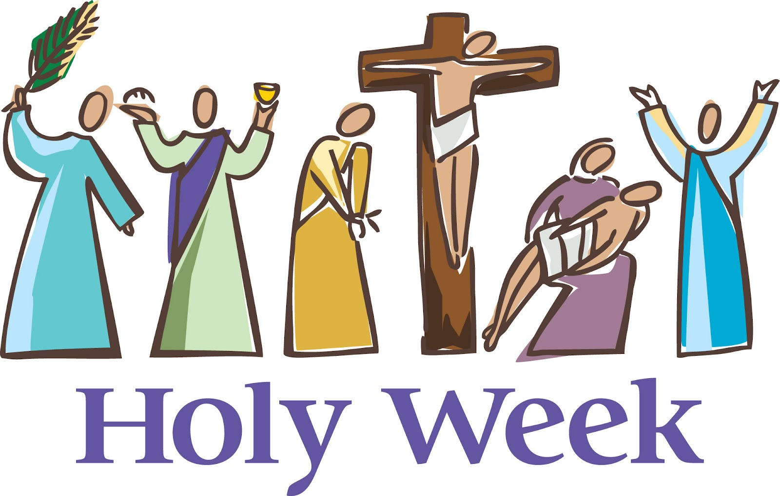 Reflection for Monday in Holy Week