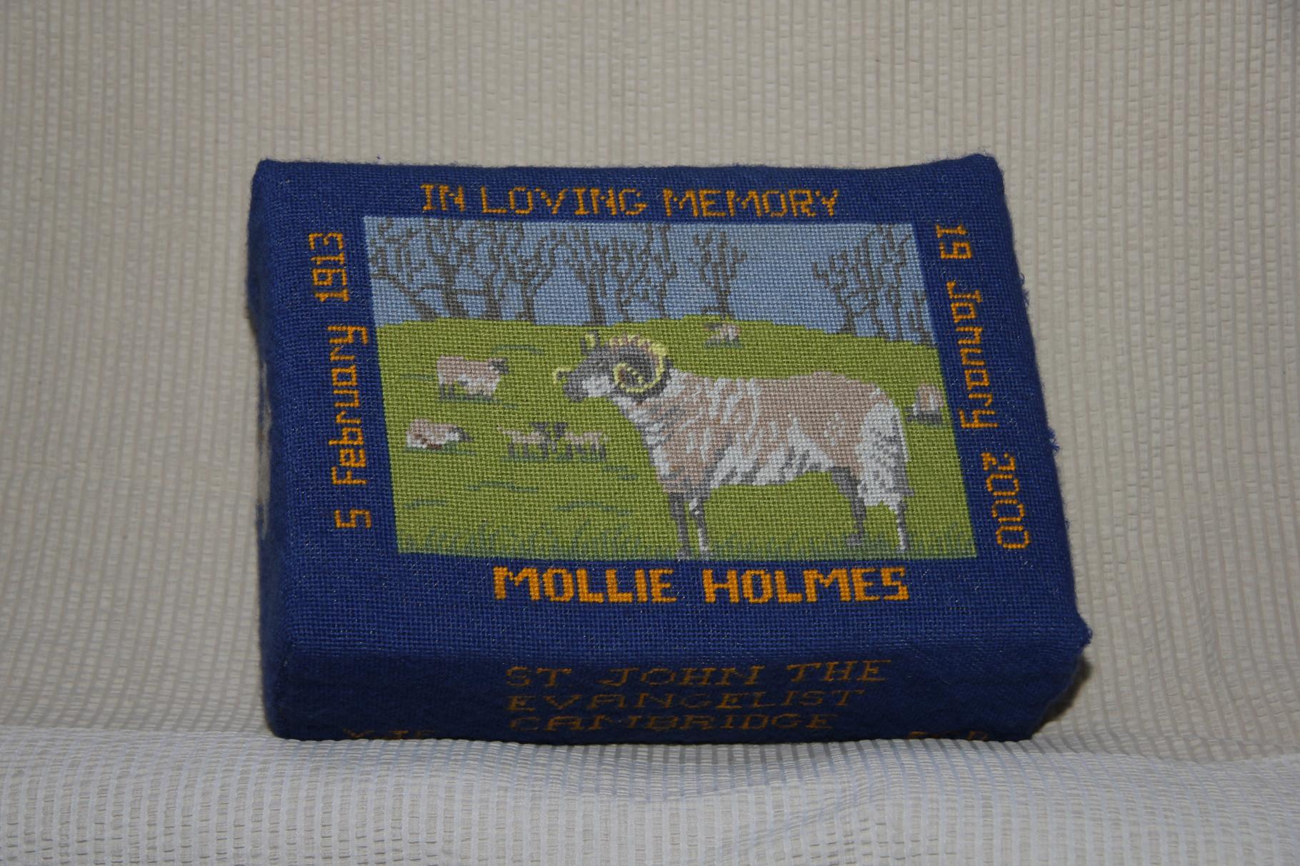 49. Farm: in loving memory of Mollie Holmes (1913-2000)