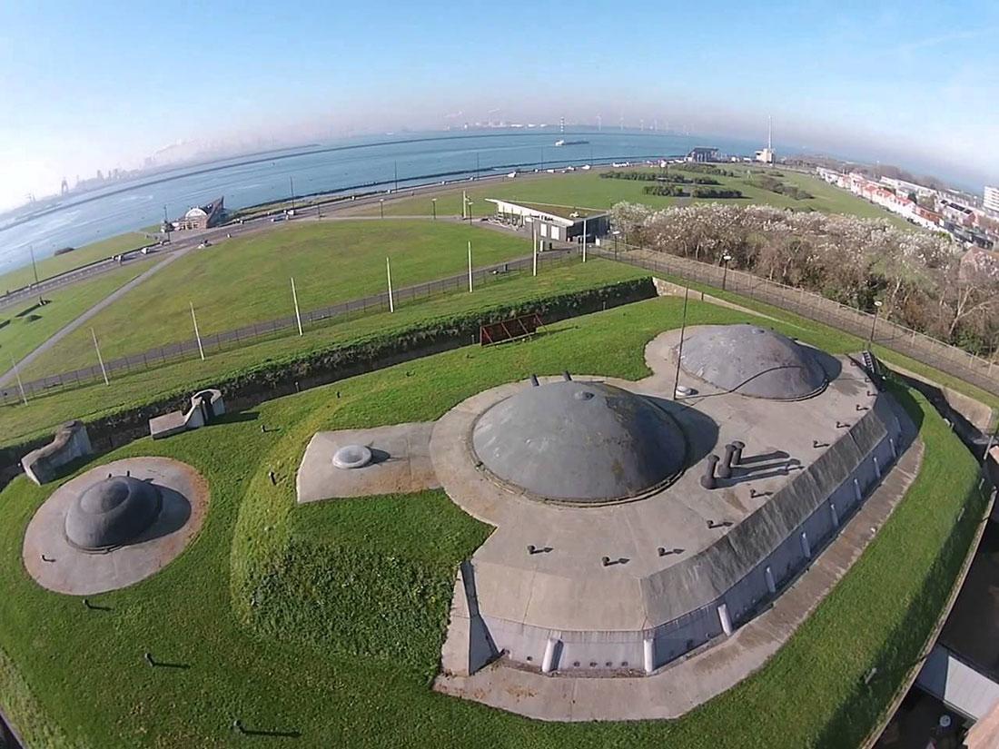 het Fort 1881