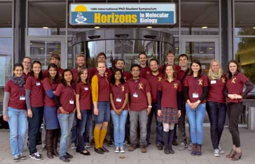 Organizers of Horizons in Molecular Biology 2013