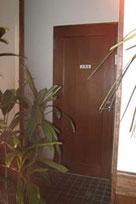 牧師館ドア