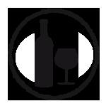 Spanischer Wein, Zwiebelkuchen, Hollandaise bei Metzgerei Friedel Seckenheim