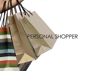 Personal shopper Carmen Celador