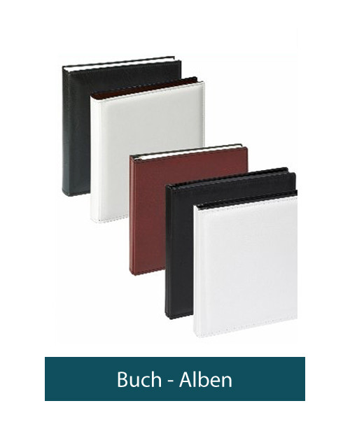 Buch Alben