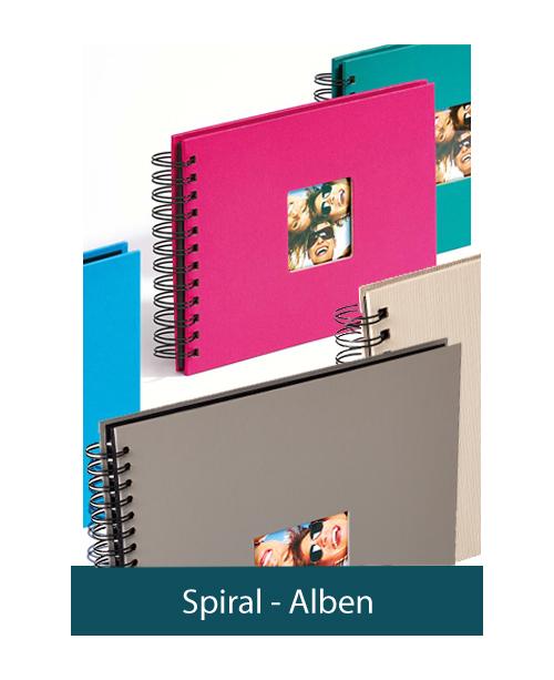 Spiral Alben