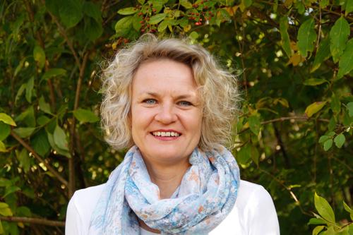 Kertsin Kuhnert - Physiotherapeutin und Psychotherapeutin