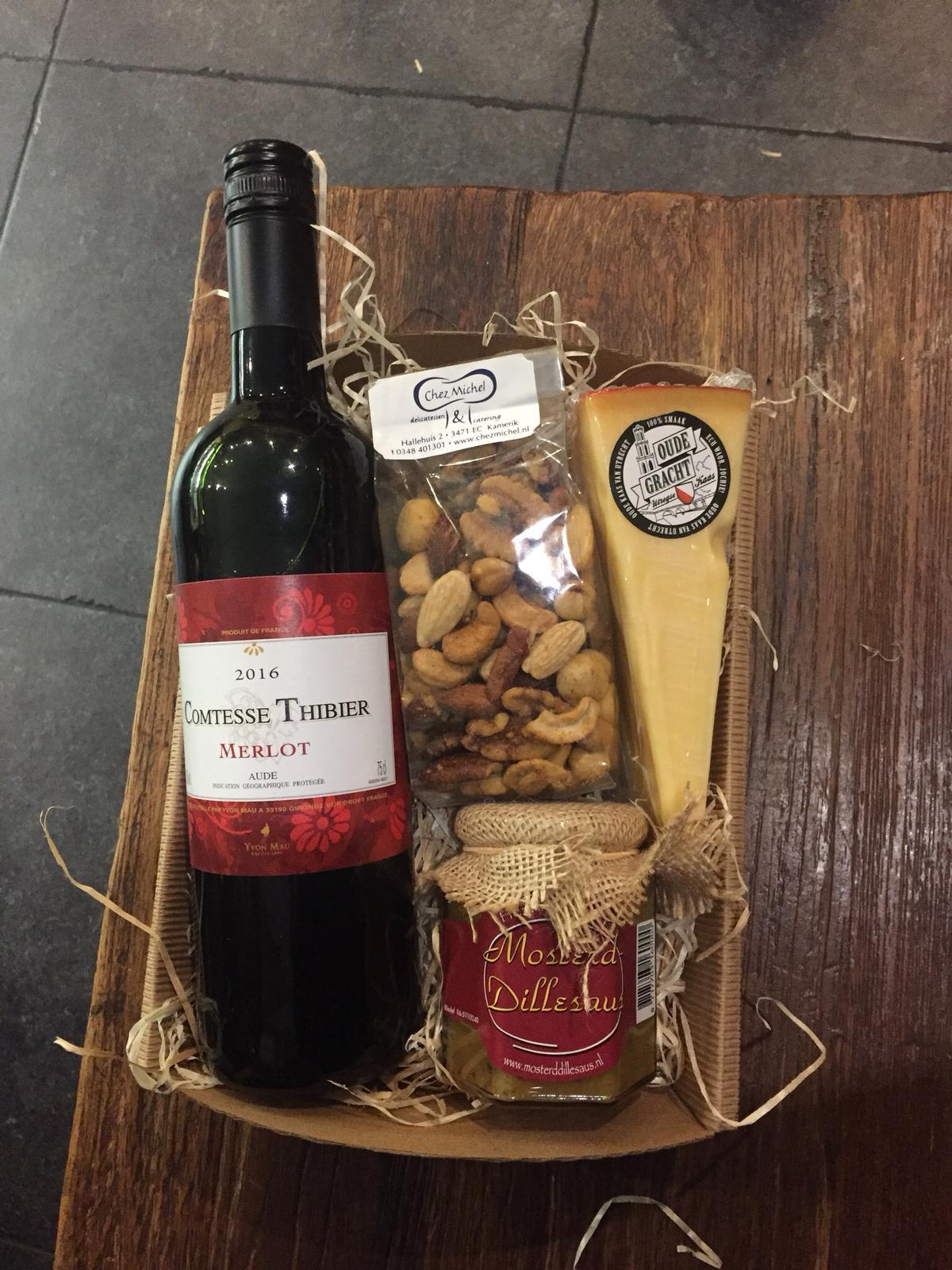 Wijnpakketje