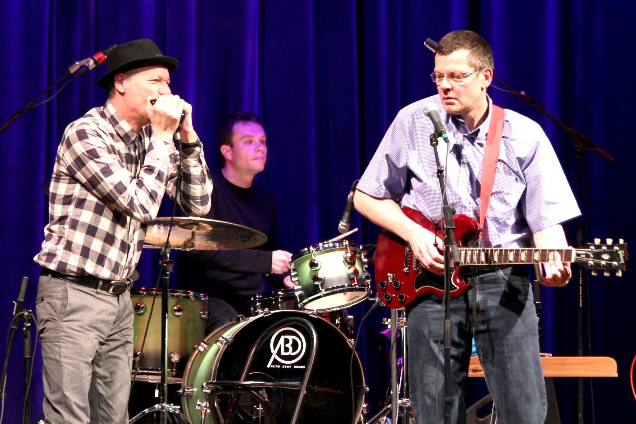 Backdoor Blues Band