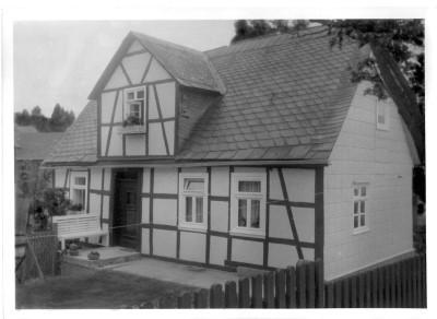 Minna´s Cottage 50er Jahre