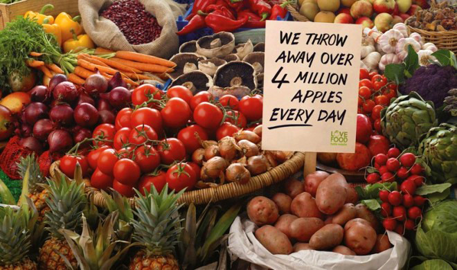 Ogni giorno buttiamo 4 milioni di mele!