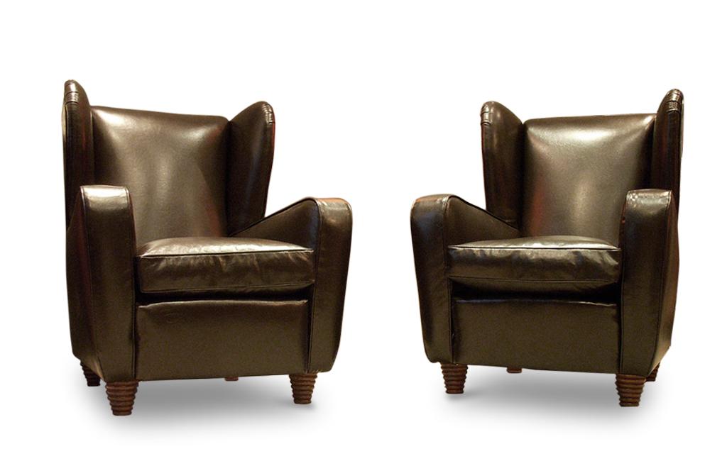 Coppia Di Poltrone Bergere.Poltrone Bergere Vintage Italian Vintage Sofa