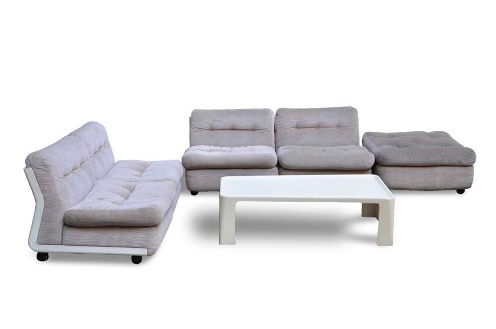 Poltrona vintage tra gio ponti e zanuso italian vintage sofa - Tavolini poltrone sofa ...