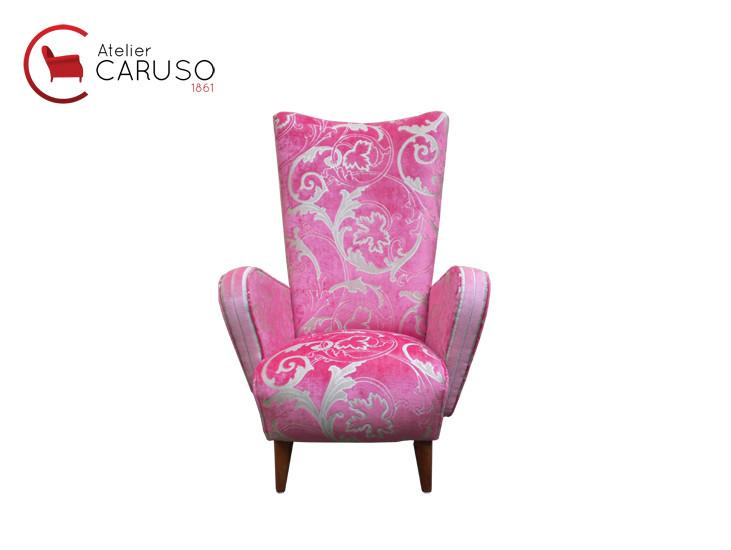 Gallery poltrone rifatte italian vintage sofa for Poltrone online shop