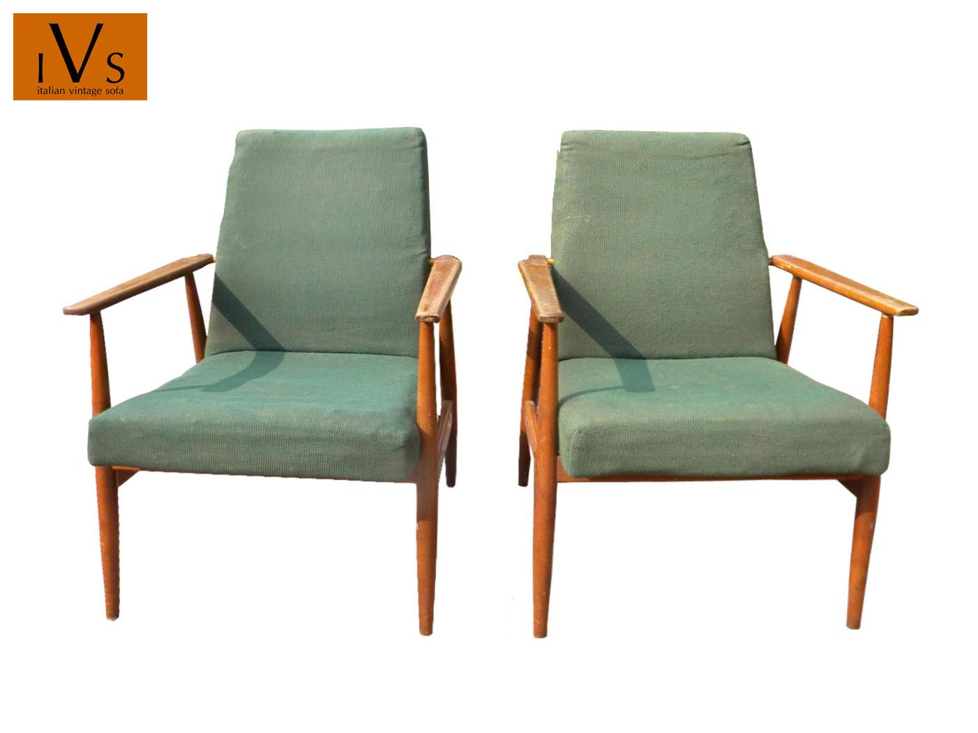 Design Scandinavo Anni 50 poltrone anni '50 stile scandinavo stile grete jalk