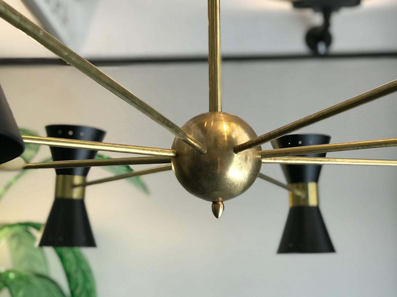 Stilnovo sarfatti vintage lamp