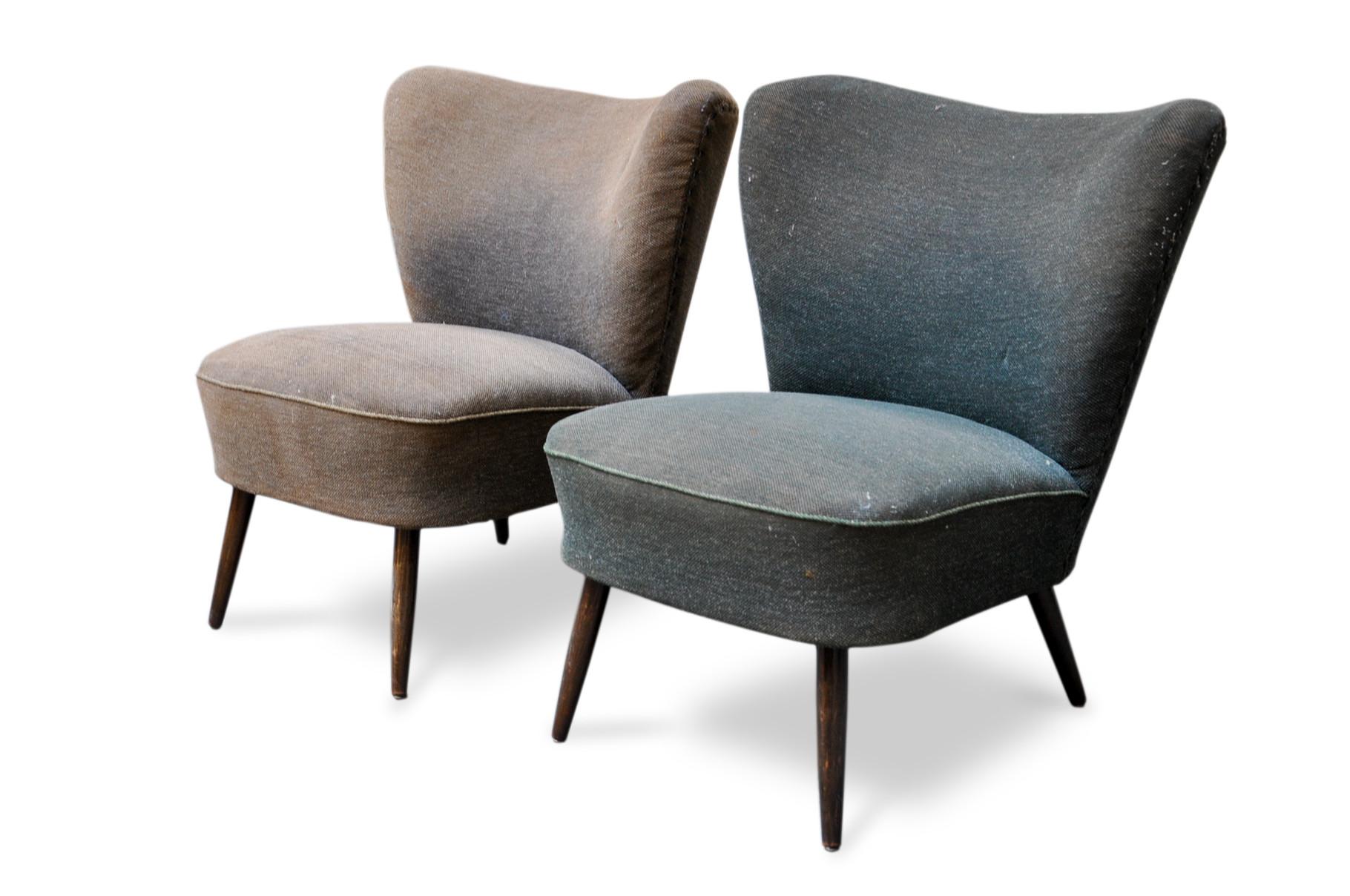 poltroncine vintage cocktail chair