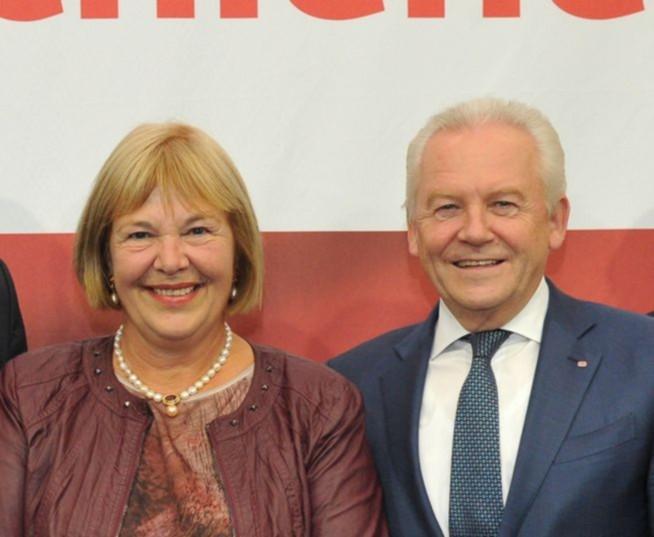 Bettina Hagedorn 09 03 2018 spd landesvorsitzender sh und bundesvizevorsitzender