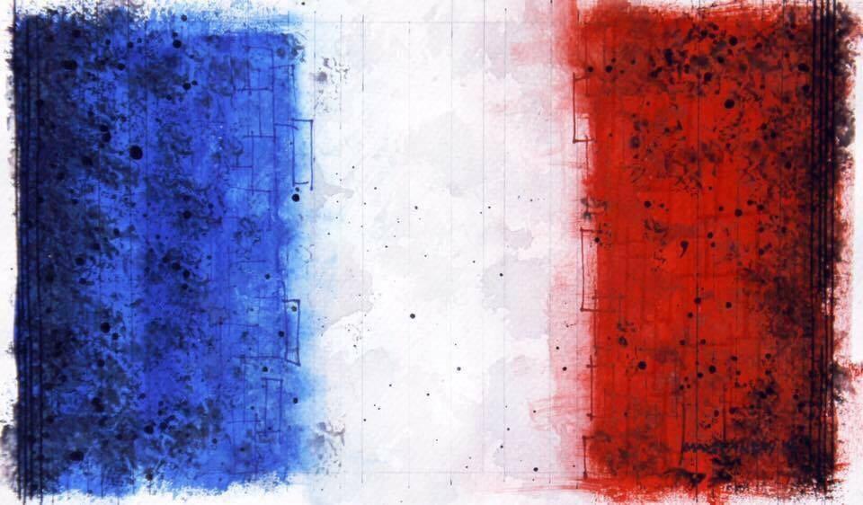 Je suis la France! 13. novembre 2015