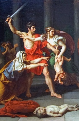 Суд над проститутками мудрого правителя