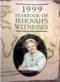 Ежегодник Свидетелей Иеговы