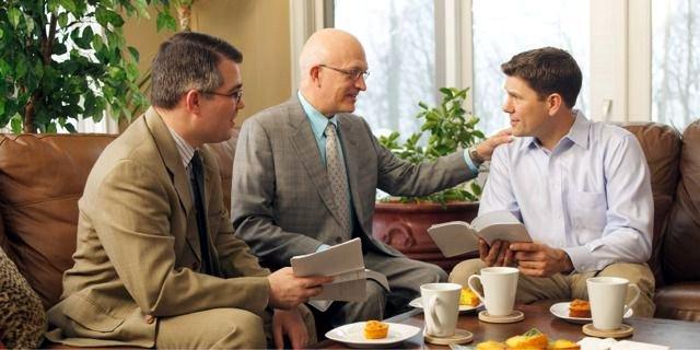 Старейшины Свидетелей Иеговы