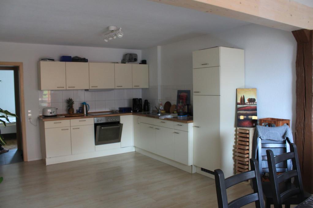 Eine der Küchen im Nachsorgehaus in Mittelstenweiler